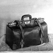 A Portmanteau Piece of Luggage